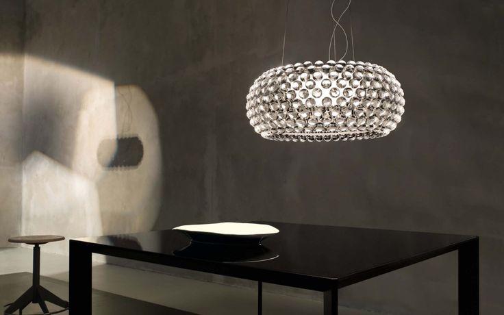 CABOCHE lámpara, diseño Patricia Urquiola