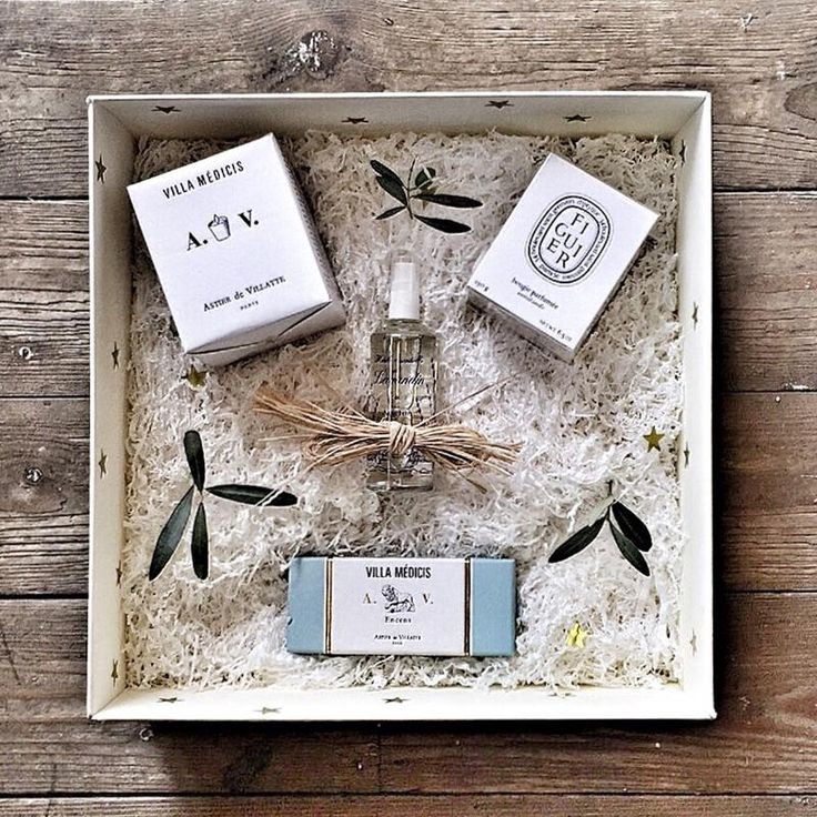 The Scented Lover Gift Box