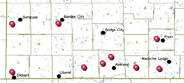 Southwest Kansas Wildlife Viewing Sites