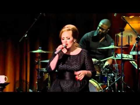 love the cure, love adele what better combination? she rocks this song ;)