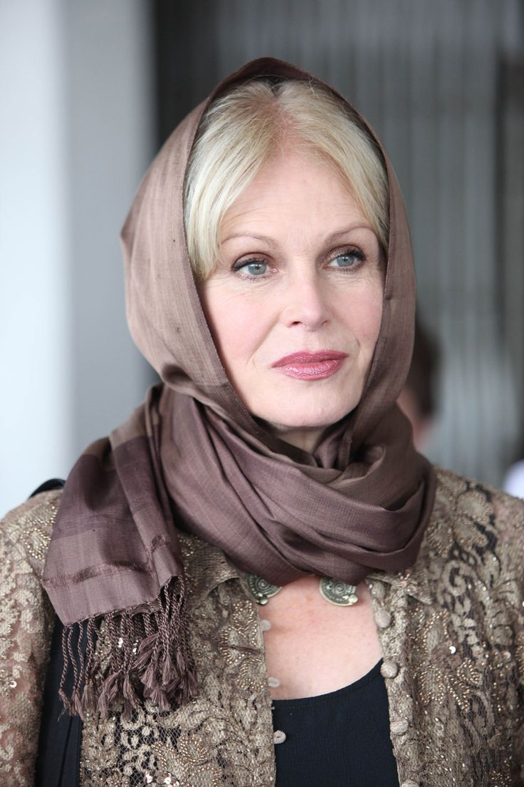 Joanna Lumley - I so love her travel programs. She'd be so great to travel with!