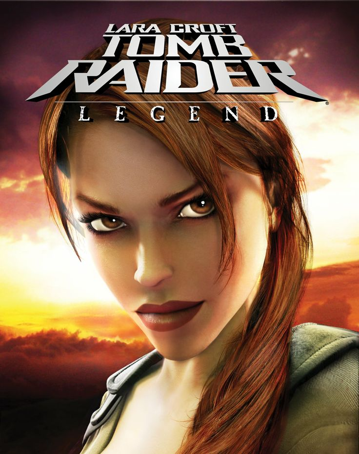 Tomb Raider 7 Cover Poster