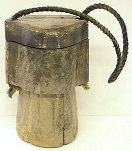 Conestoga Wagon Tar Pot Ulster Ameican Folk Park