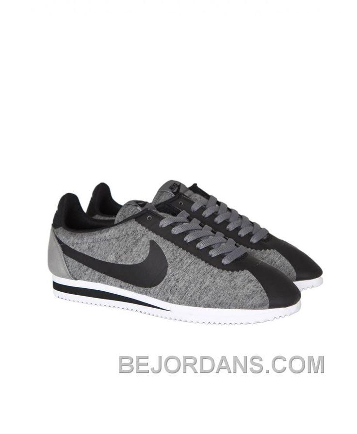 White And Black Nike Cortez April 2017