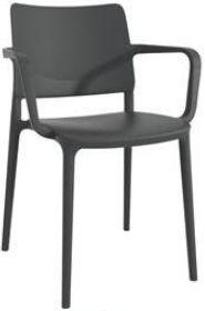 пластиковые стулья papatya папатия модерн из пластика для внутреннего и наружного кафе баров ресторанов стул кресло поликарбонат полипропилен цена грн доставка по украине Стул Joy-K 4ugla.com.ua