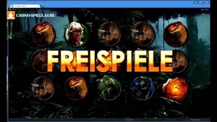 Jurassic Park kostenlos spielen - Freispiele gewonnen