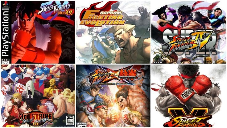 [HD] Street Fighter PlayStation Evolution (1995-2016) All Street Fighter game evolution only for PlayStation console (PS1 PS2 PS3 PS4 PSP PSVita) Follow me : Twitter : https://twitter.com/M_Rhomi Instagram : http://ift.tt/2sxdsmk Google : http://ift.tt/2tgNErL Help me to SHARE this video and SUBSCRIBE channel The PSGame to get update new video from PSGame. Thank You So Much. === Latest Update ====== To get latest update about app and games review please : SUBSCRIBE…