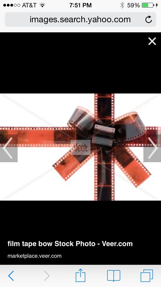 Film bow