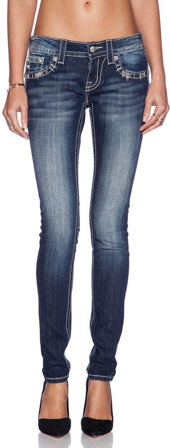 Miss Me Jeans Skinny Jean