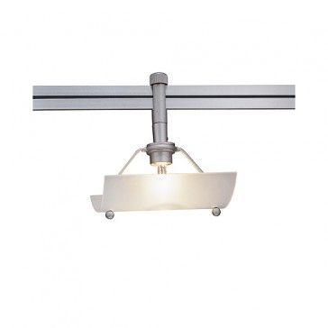 SAIL Lampenkopf für LINUX LIGHT, silbergrau / LED24-LED Shop