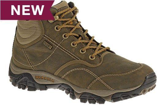 Merrell Moab Rover Mid Men's Waterproof Walking Boot