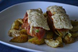 Witlof met rauwe ham, brie en krieltjes - Lekker Tafelen