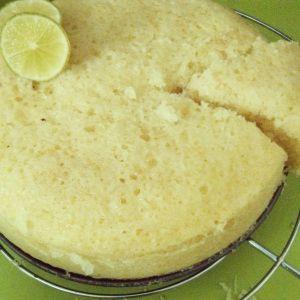 When life gives me lemons, I bake a lemon pound cake . . .