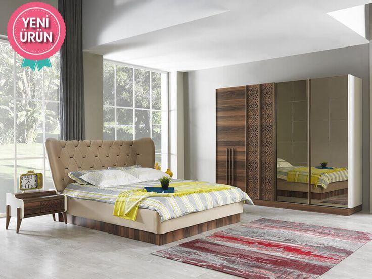 Sönmez Home | Modern Yatak Odası Takımları | Zartega Yatak Odası   #EnGüzelAnlara #Yatak #Odası #Sönmez #Home #YeniSezon #YatakOdası #Home #HomeDesign #Design #Decoration #Ev #Evlilik #Wedding #Çeyiz #Konfor #Rahat #Renk #Salon #Mobilya #Çeyiz #Kumaş #Stil #Tasarım #Furniture #Tarz #Dekorasyon #Modern #Furniture #Mobilya #Yatak #Odası #Gardrop #Şifonyer #Makyaj #Masası #Karyola #Ayna