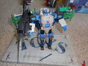 a hasbro transformers energon megatron complete
