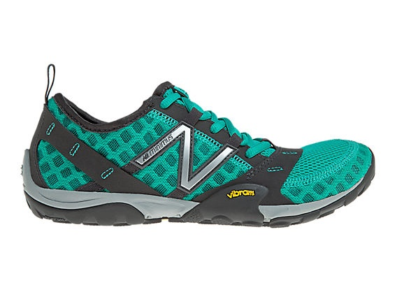 Minimus 10 Trail - Turquoise with Black