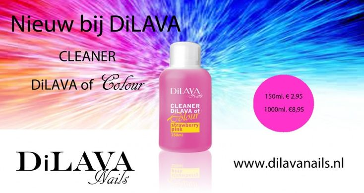 CLEANER DiLAVA of Colour
