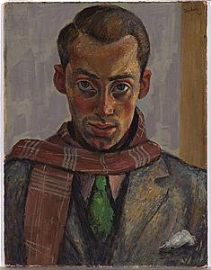 Albert Tucker  Self-portrait  1937