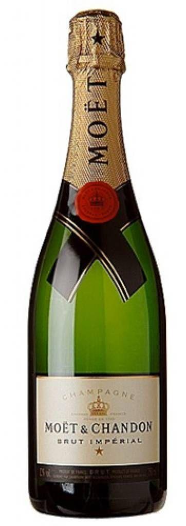 Het beste formaat om van champagne te genieten is een magnum. Moët & Chandon Brut Impérial Magnum