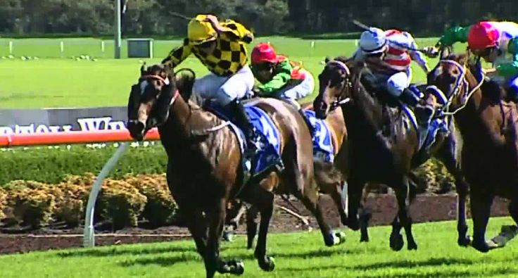 Um Dos Momentos Mais Embaraçosos Para Um Jockey Numa Corrida De Cavalos