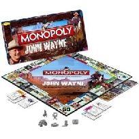 John Wayne Monopoly