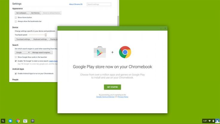 Over 1 Million Android Apps Are Coming to Chrome OS #touch #screen #mobile #phones http://mobile.remmont.com/over-1-million-android-apps-are-coming-to-chrome-os-touch-screen-mobile-phones/  Over 1 Million Android Apps Are Coming to Chrome OS And to Windows A report in Ars Technica claims that Google will dramatically expand its App Runtime for Chrome (ARC) technologies to bring over one million Android apps to Chrome OS and Chromebooks. And to Windows, too. The report is based on first-hand…