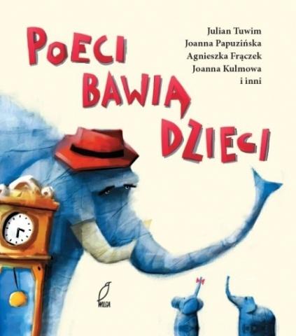 Poeci bawią dzieci - Ryms - kwartalnik o książkach dla dzieci i młodzieży