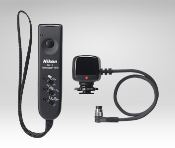 Lets you trigger your camera remotely, or automatically (camera fires when the IR beam is broken).