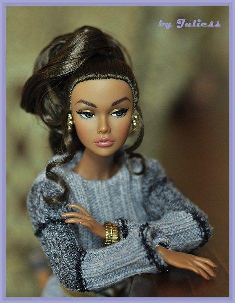 Fashionroyalty.net Doll Fashion royalty, Barbie   VK  poppy