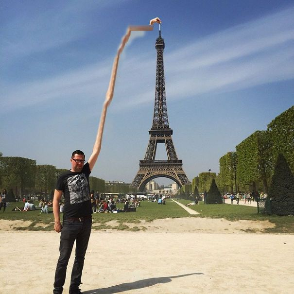What Happens When You Ask The Internet To Photoshop Your Vacation Photos