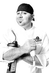 Chef Duff Goldman...... He's so adorably funny. I luv him & Charm City Cakes!!