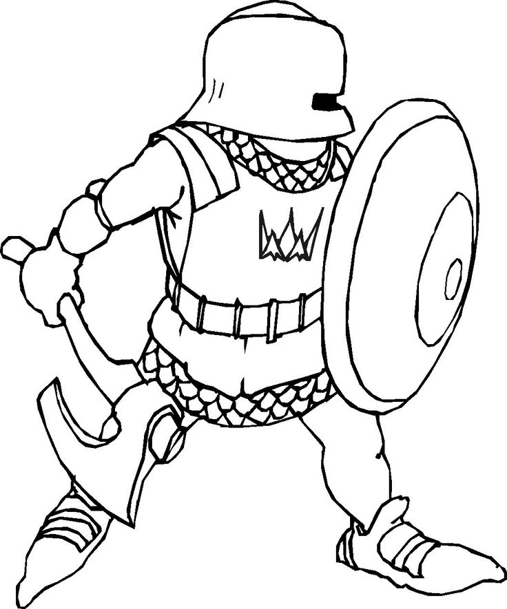 Wonderful Knight Coloring Pages For Kids Printable Castles And Knights