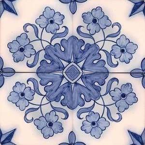Espinho 2 | Tile art, Portuguese tiles, Painting tile