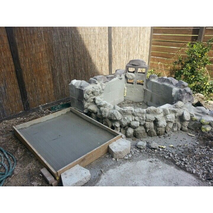 Fire Mortar Mix : Best images about fire pits on pinterest metal
