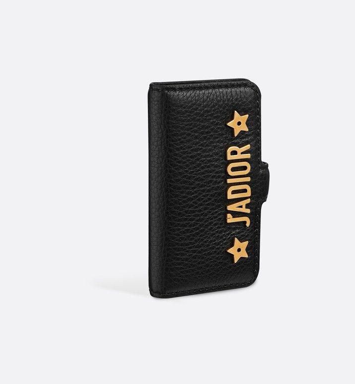 0374d5d9d3b0 J'Adior calfskin iPhone 7 case - Accessories - Woman | DIOR ...
