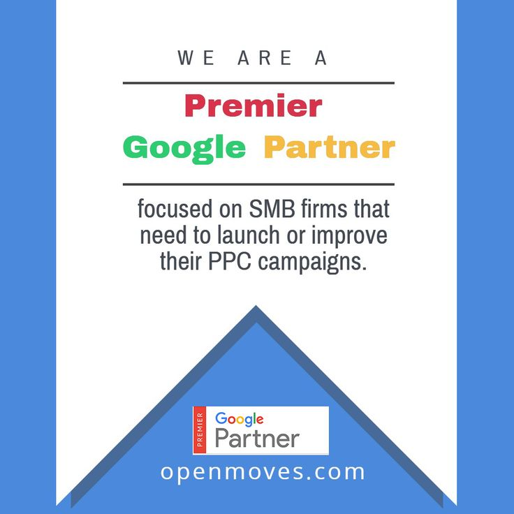 We are a Premier Google Partner focused on SMB firms that need to launch or improve their PPC campaigns.