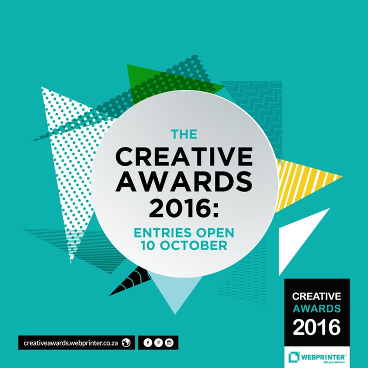 Entries for the #savewater Creative Awards open on the 10th Oct. Are you ready? #design #media #art #savingwater