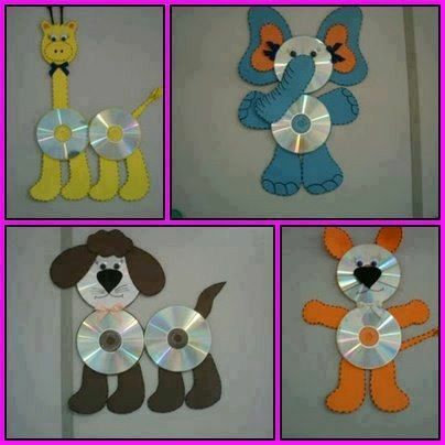 waste material craft jhg pinterest cd crafts crafts for kids and crafts