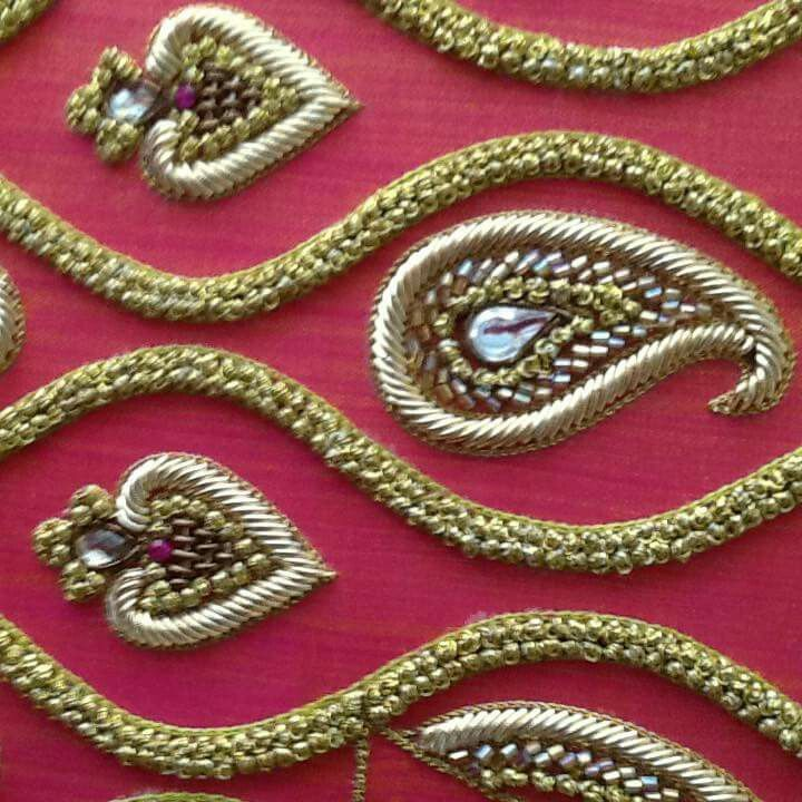 Best images about aari tambour embroidery on