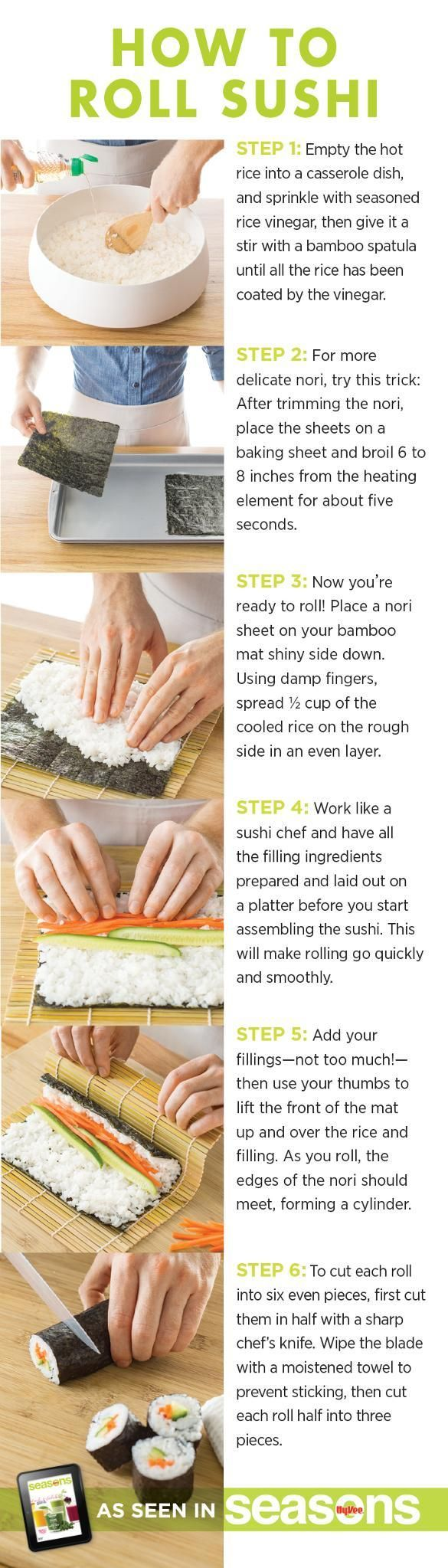 As With Anything, Sushi Takes Practice So Don't Worry About Being Perfect  Your