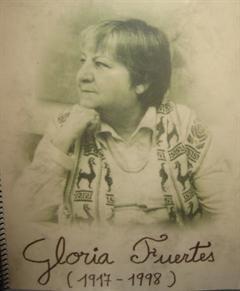 Recursos educativos con poesías de Gloria Fuertes