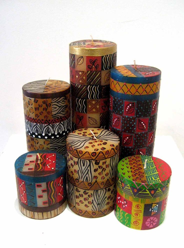 African candles