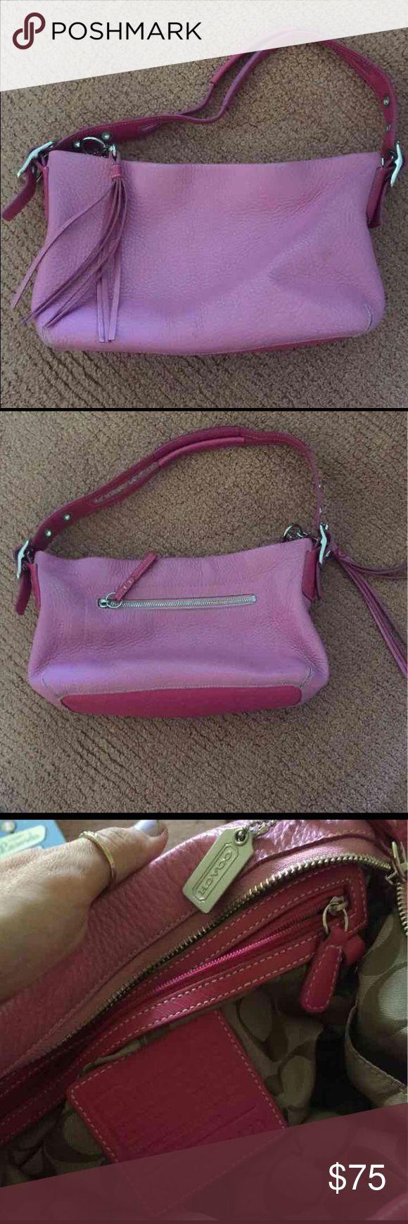 17 best ideas about pink coach purses on pinterest purse. Black Bedroom Furniture Sets. Home Design Ideas