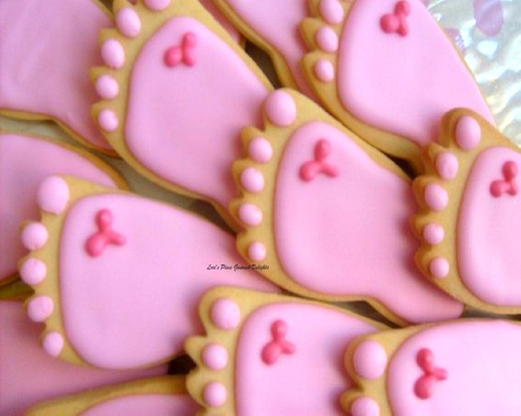 128 Best Baby Shower Ideas Images On Pinterest Baby Shower Cookies