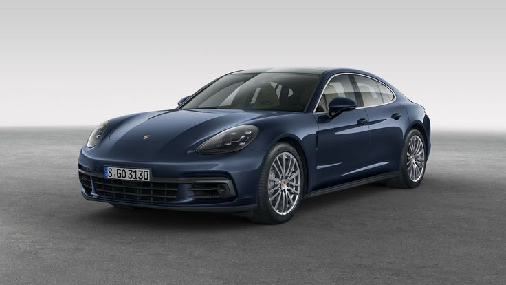 U.S. Porsche Dealers Want A Five Seat Panamera Sedan