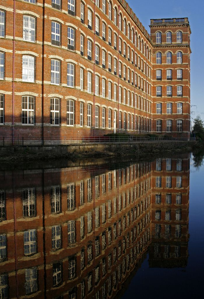 Anchor Mill, Paisley, Scotland. My Grandmother was a Spinner in one of these Mills which made Paisley Shawls