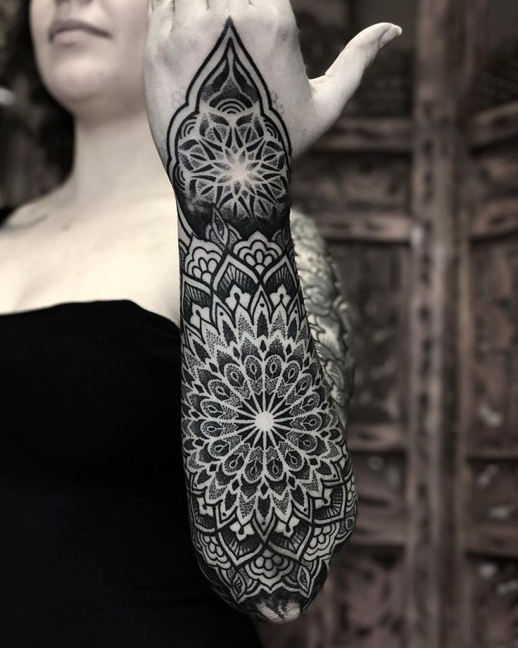 best 25 geometric mandala tattoo ideas on pinterest. Black Bedroom Furniture Sets. Home Design Ideas