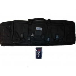 """Palmetto State Armory 36"""" Single Tactical Rifle Case and CCI 0035 22LR 40gr 500rd Brick"""