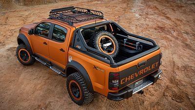 Chevrolet Colorado Extreme