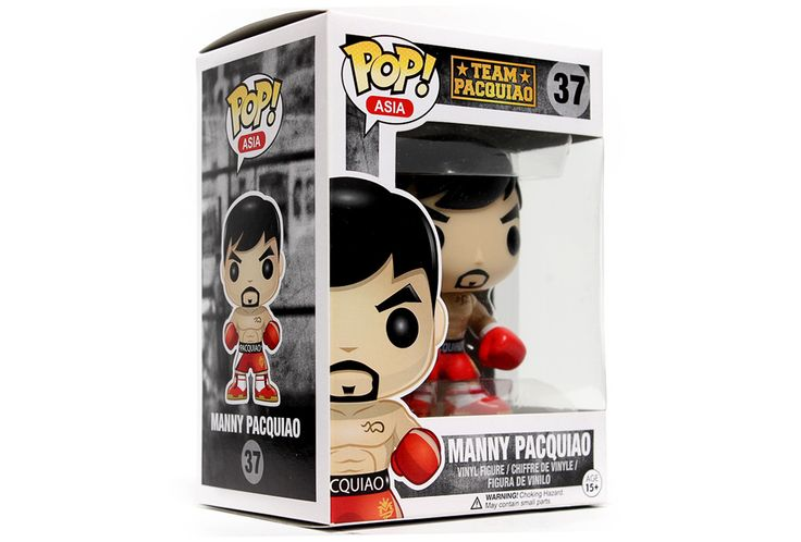 POP! Asia: Team Pacquiao - Manny Pacquiao [Boxing]